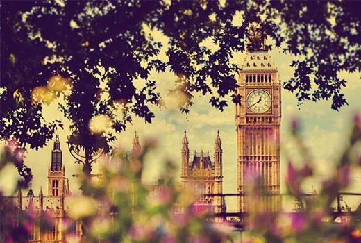 İngiltere'de Yaşam ve Konaklama