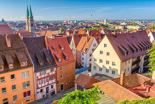 Almanya'da Yaşam ve Konaklama
