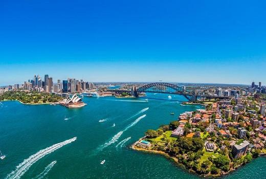 Avustralya Dil Okulları Şehirleri