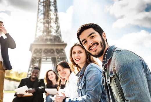 Fransa'da Yaşam ve Konaklama