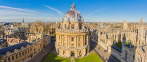 Oxford'da İngilizce