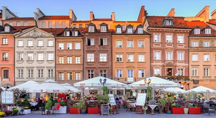 Polonya'da Yüksek Lisans