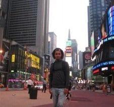Work and Travel Yıldız Teknik Üniversitesi – Mehmet Akif Nalbant –