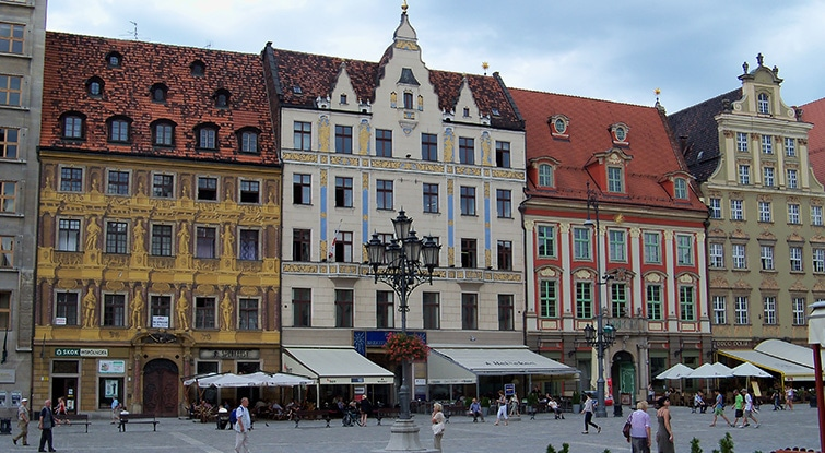 Wroclaw Bilim ve Teknoloji Üniversitesi