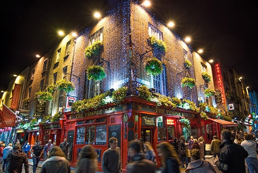 İrlanda Dil Okulları Şehirleri