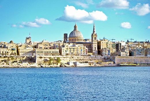 Malta'da Yaşam ve Konaklama