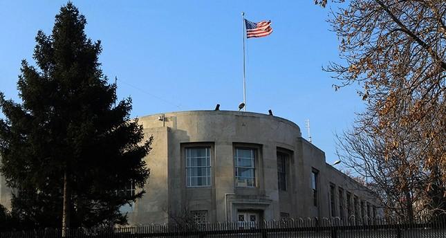 Amerika Büyükelçiliği Ankara