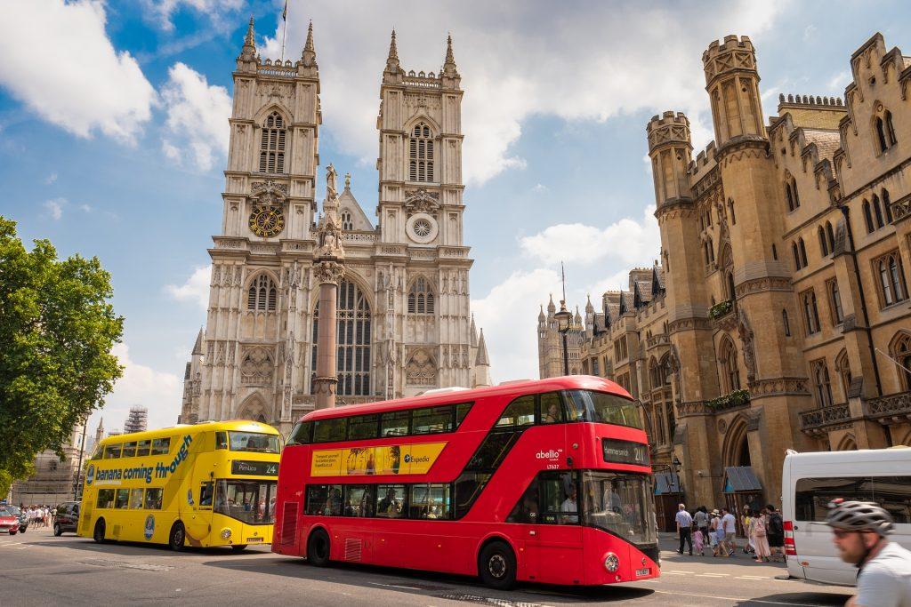 Londra'da Şehir içi Ulaşım