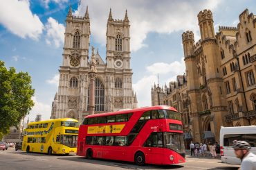 Londra'da Ulaşım