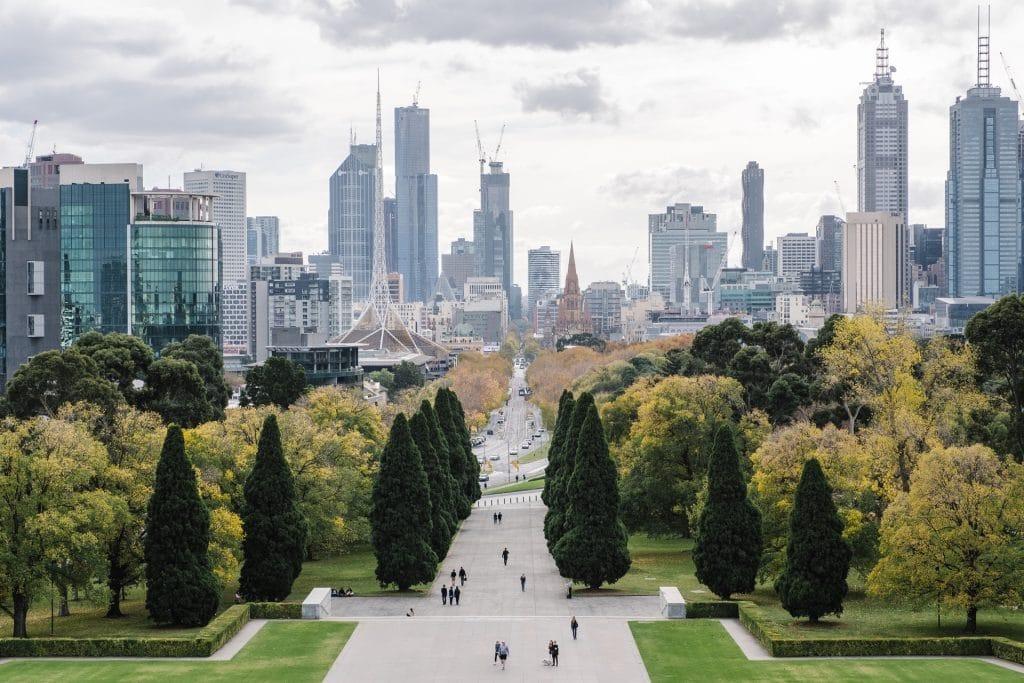 Avustralya Dil Okulu Melbourne