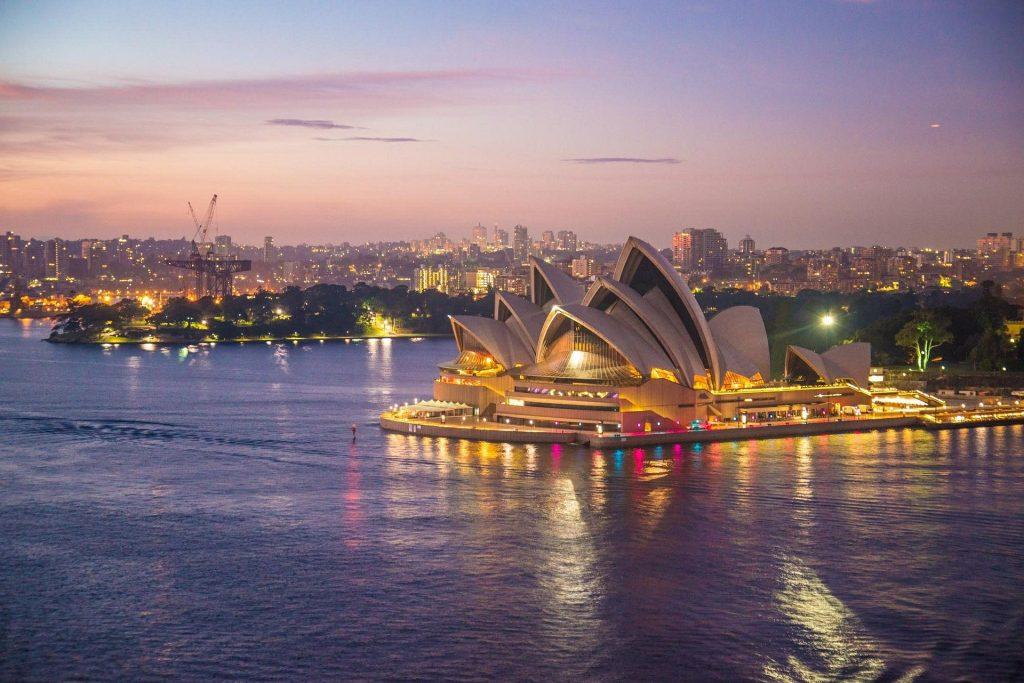 Sydney Dil Egitimi
