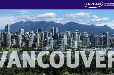 Vancouver'ın En İyi 5 Dil Okulu